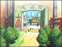 Les  portes  de Konoha Entree10