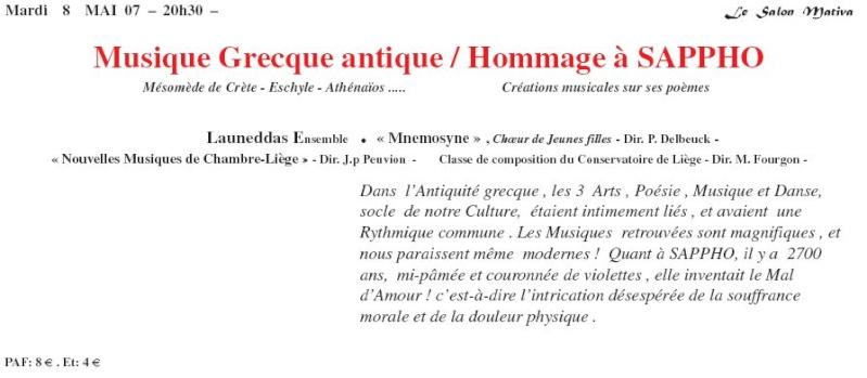 Aulos... et Stalag... à Liège - 8/5 et 26/11/7 Annonc11