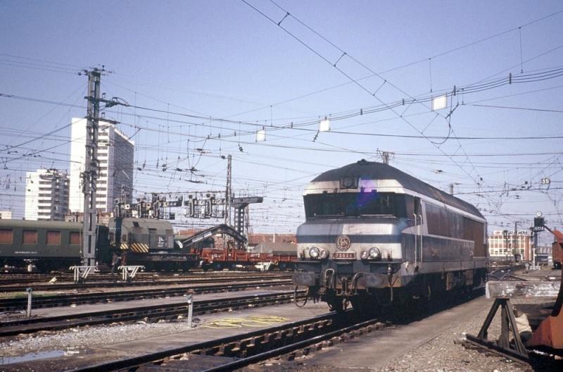 Pk 256,4 : Gare de Toulouse Matabiau (31) Cc72xx10