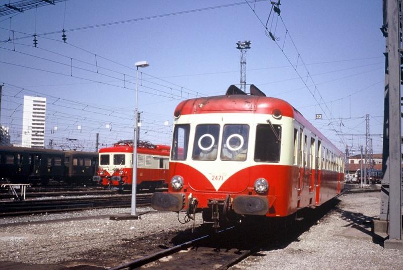 Pk 256,4 : Gare de Toulouse Matabiau (31) X247110