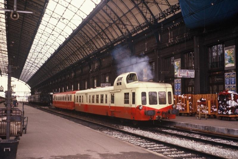 Pk 000,0 : Bordeaux Saint-Jean (33) - gare X380010