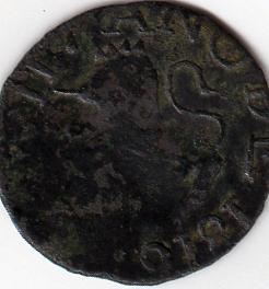 1/2 Real de Fernando VII (Venezuela, 1816 d.c) 1616-210