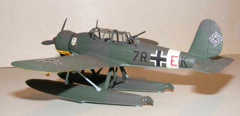 Arado Ar 196A  1/72 2007_014