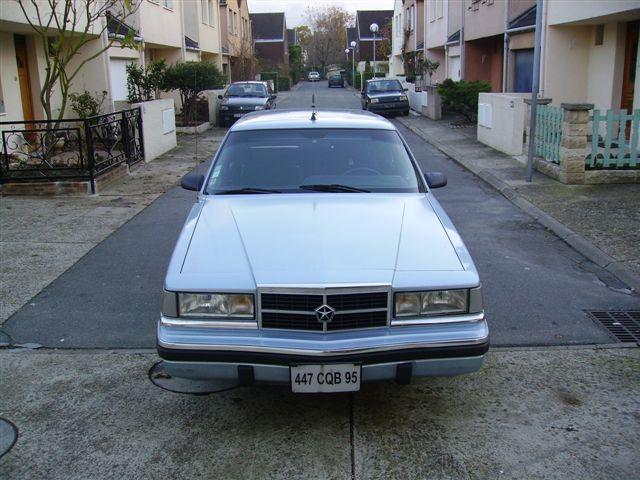 Dodge Dynasty et Chrysler New Yorker 12143_10