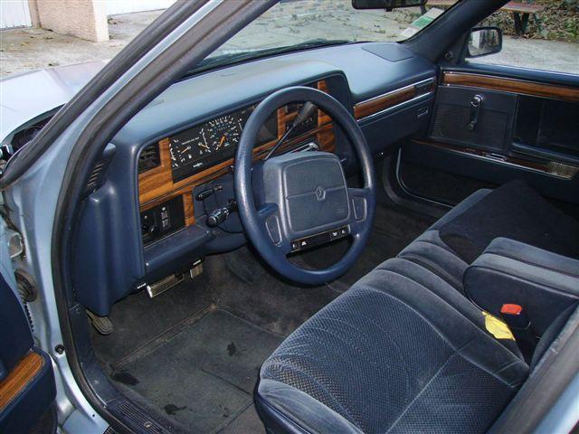 Dodge Dynasty et Chrysler New Yorker 12143_14