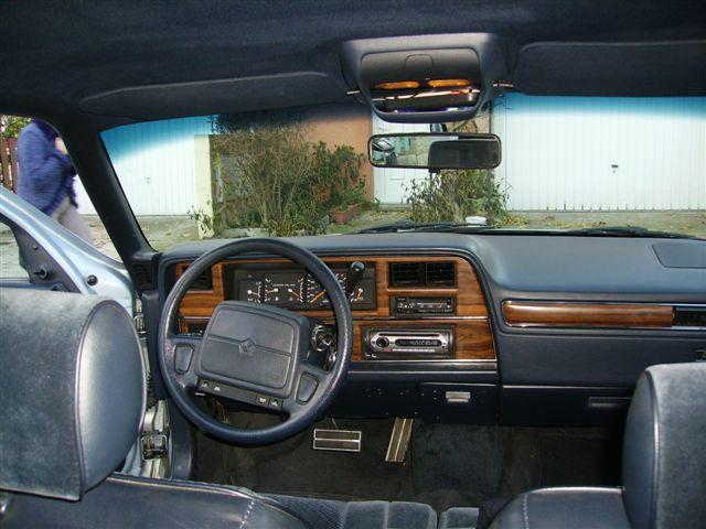 Dodge Dynasty et Chrysler New Yorker 12143_15