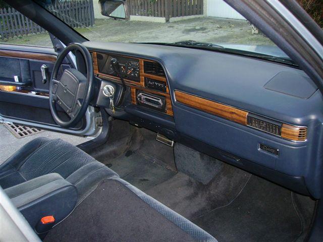 Dodge Dynasty et Chrysler New Yorker 12143_16
