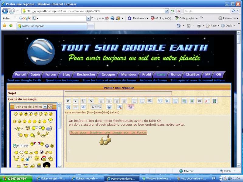 Tuto spécial avec le nouvel éditeur [Astuces du forum] Tuto_a12