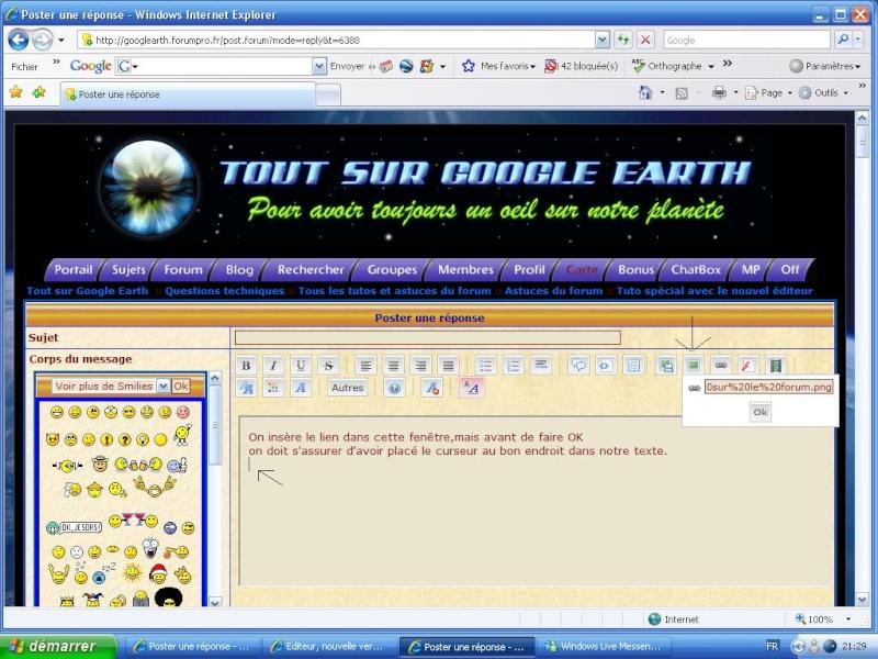 Tuto spécial avec le nouvel éditeur [Astuces du forum] Tuto_p11