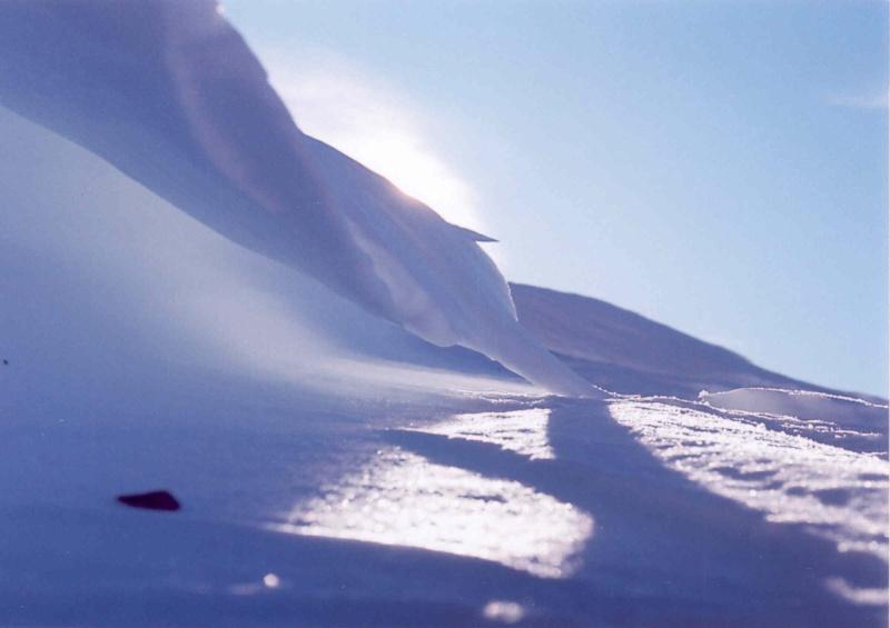 les Alpes, comme d'habitude Vague10