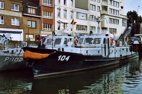 Ex P104 SAMBRE devenu 104 SAMBRE Beneed11