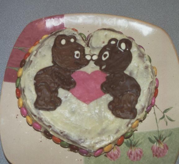 gâteau nounours amoureux Bea_ph14