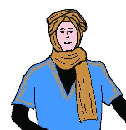 Petit jeu collectif en dessins Berber10