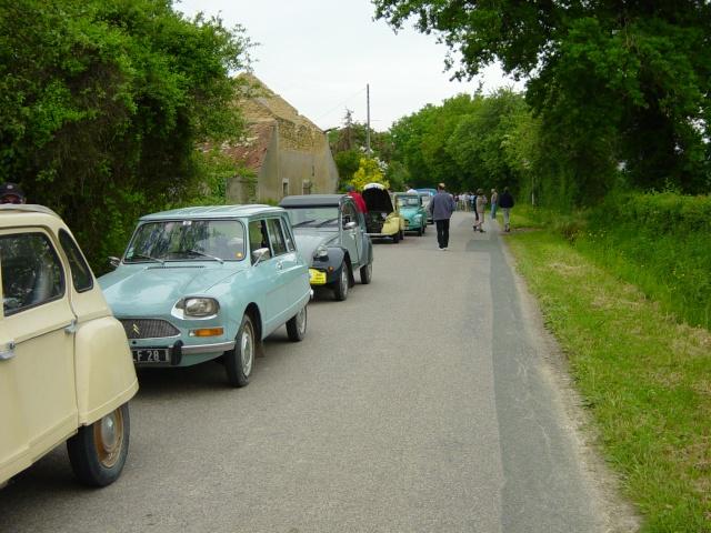 Nos vieilles Citroën échelle : 1 Dsc01911