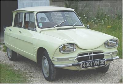Nos vieilles Citroën échelle : 1 Vignet13