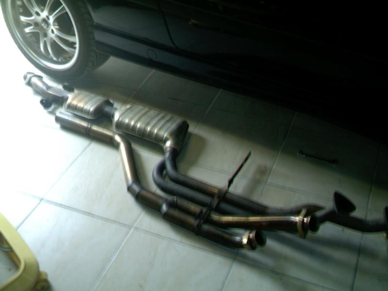 [BMW 318 is E36] Suppression du catalyseur Imag0112