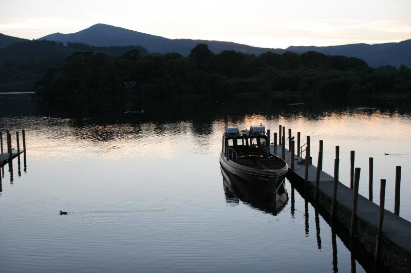 Derwent Water the Lake District Img_3111