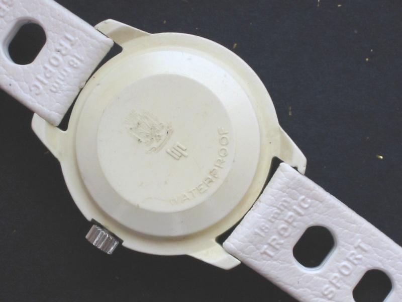 Il fallait de l'audace pour sortir la montre en plastique Lip_ca11