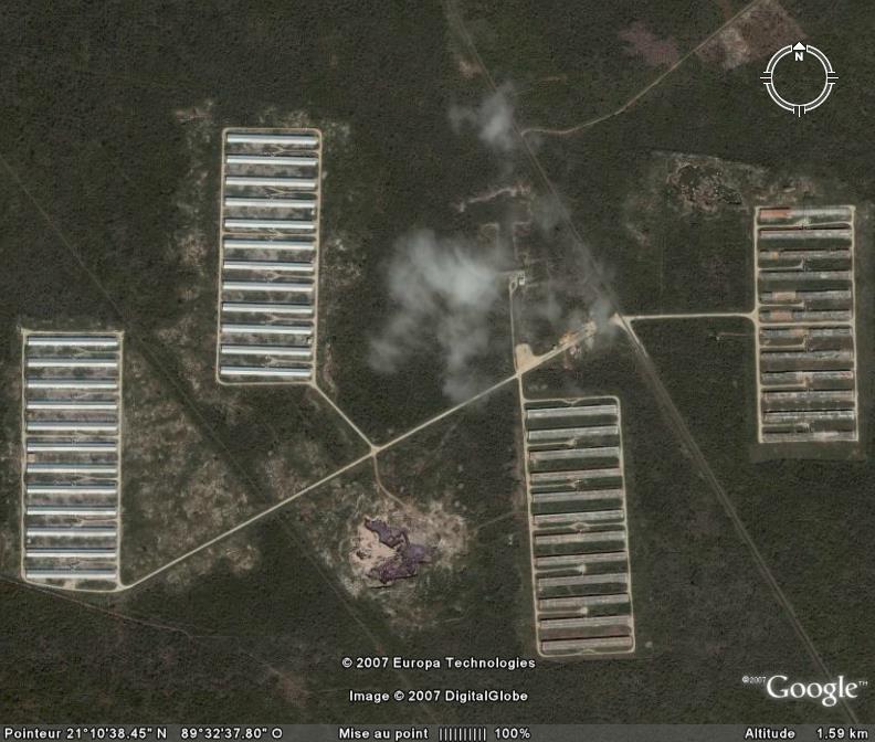 Bâtiments agricoles ? Merida, Yucatan - Mexique Batime10
