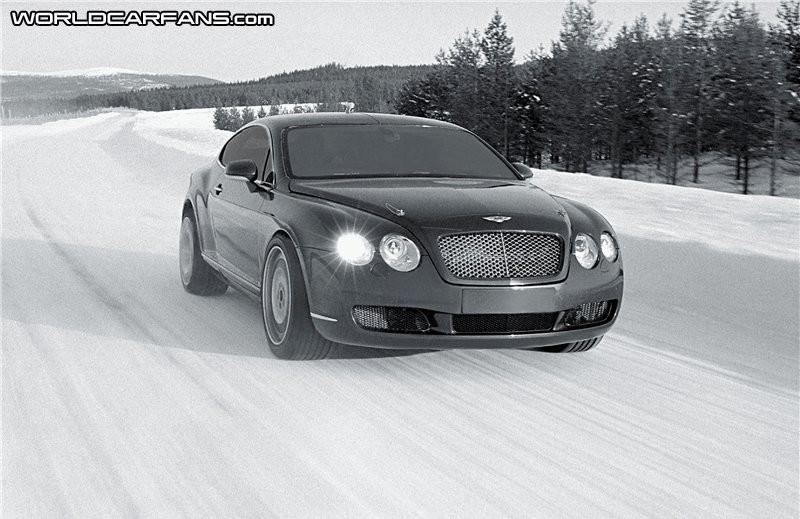 [Bentley] Continental restylé 1006bi10