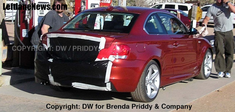 [BMW] Serie 1 coupé - Page 3 1spied10