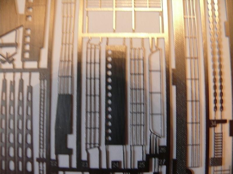 [Eduard] set photodecoupe pour HORNET trumpeter 1/350 20032012