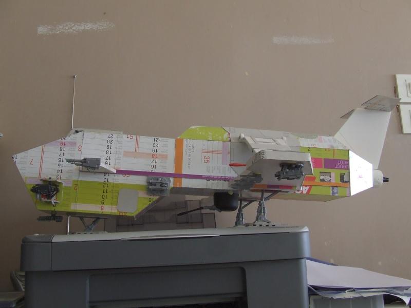 [WIP] Scratchbuild thunderhawk et délire 2007_110
