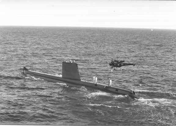 [Aéronavale divers] Alouette 3 Alouet10