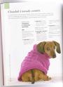 modeles de manteaux pour chiens Chanda15