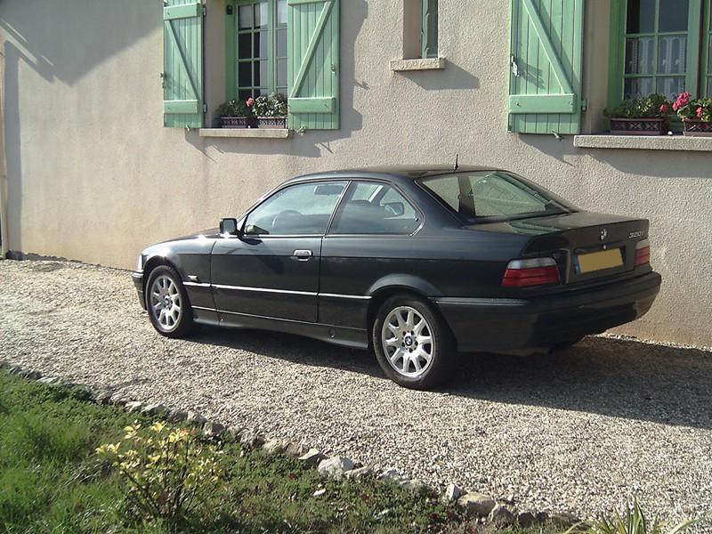 [BMW 325 tds E36] Jantes en 16 ou 17 pouces ? 310