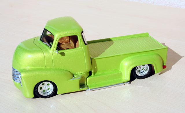 "mon premier COE ""pickup "" 00c23"