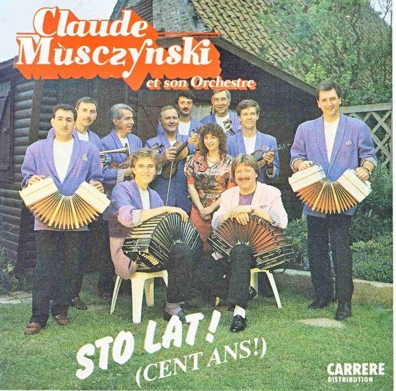 DISCOGRAPHIE    CLAUDE    MUSCZYNSKI Claude10