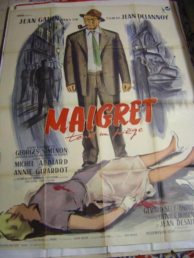 Maigret tend un piège Affich15