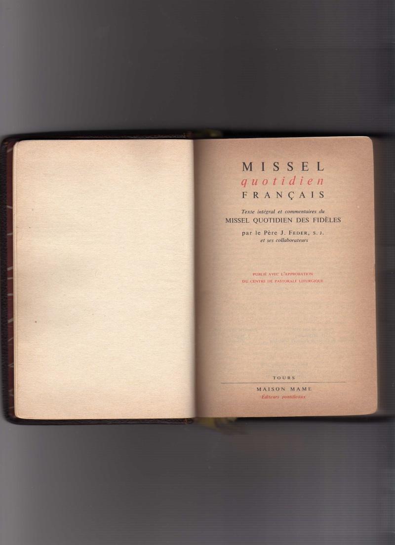 Avent - Noel - Missel de 1956 Img06110