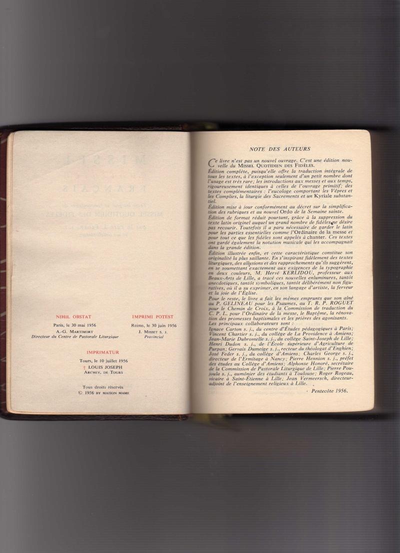 Avent - Noel - Missel de 1956 Img06210