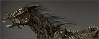 (Cheval décédé, +200, v+200, Vitesse macabre : Les debuffs de vitesse (équipements, pouvoirs, météo, etc.) n'ont aucun effet sur le propriétaire. En contrepartie, les buffs de vitesse n'ont pas non plus d'effet sur lui/elle)