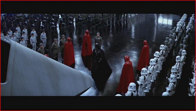 Dio: Arrivée de l'empereur sur l'étoile d la mort Projet11