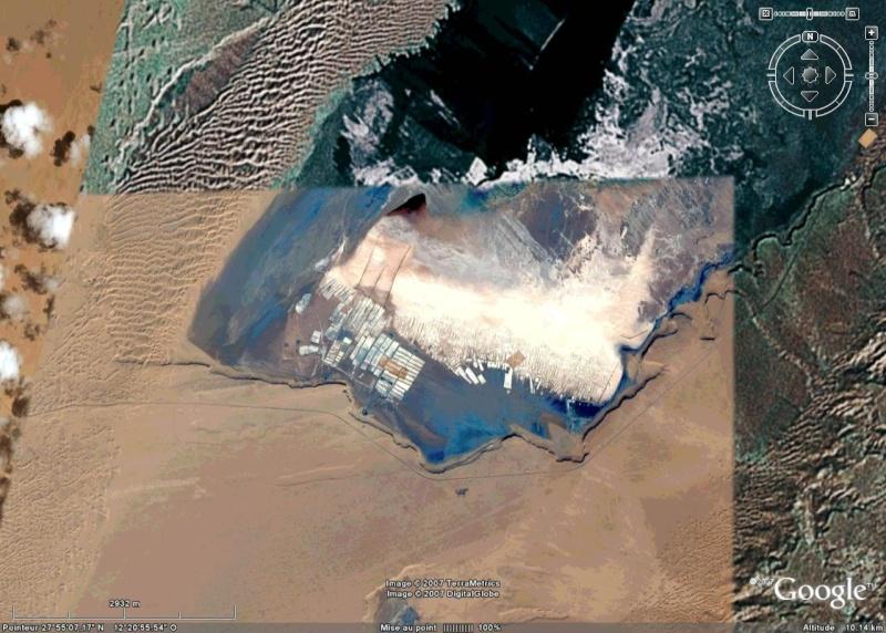 Recherche de photos satellitaires de 3 ports A11