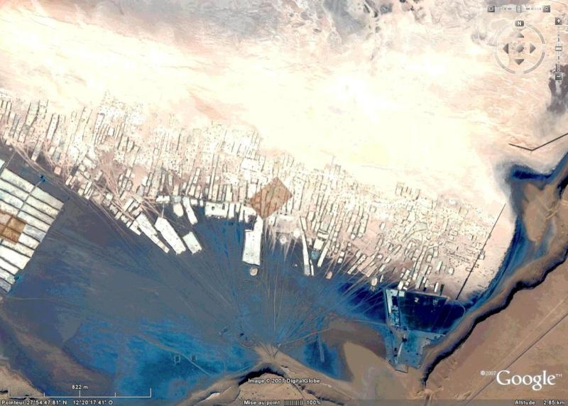 Recherche de photos satellitaires de 3 ports E10