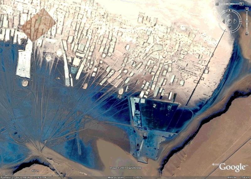 Recherche de photos satellitaires de 3 ports F10