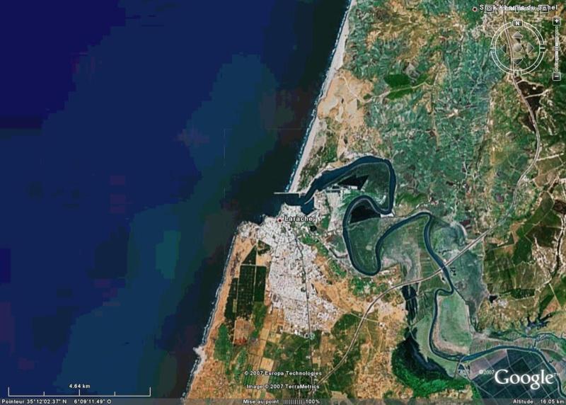 Recherche de photos satellitaires de 3 ports Larrac12