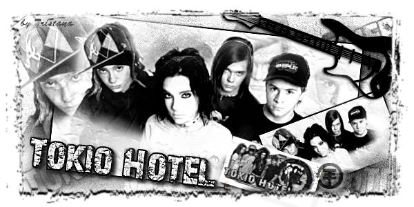 Tokio Hotel le plus beau des groupe
