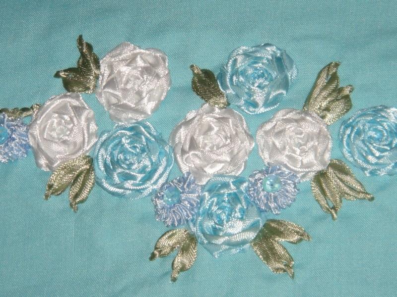 Des roses ....turquoise  Dsc01020