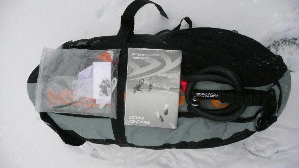 [vendu] Flysurfer Psycho3 10  + pulse 7 P1080020