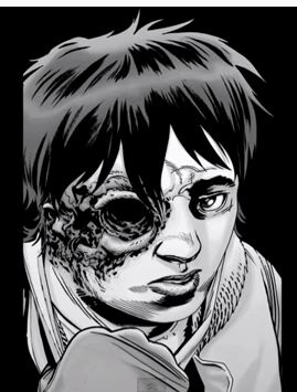 The Walking Dead Carl_s11