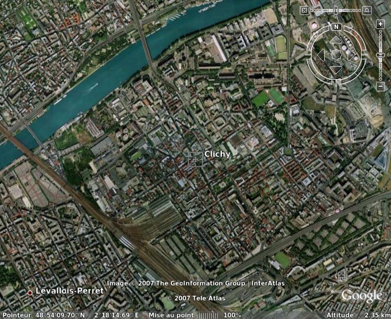 Le centre du monde : actualité au jour le jour Clichy10