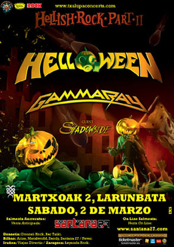 Helloween / Gamma Ray, tournée commune - Page 2 Hellow10