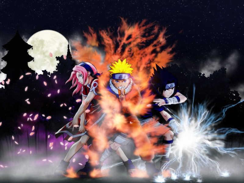 Naruto Live