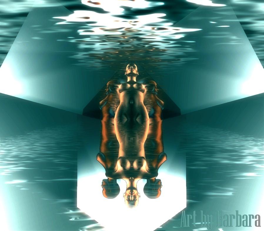 Reflectie / spiegeling maken Reflec10