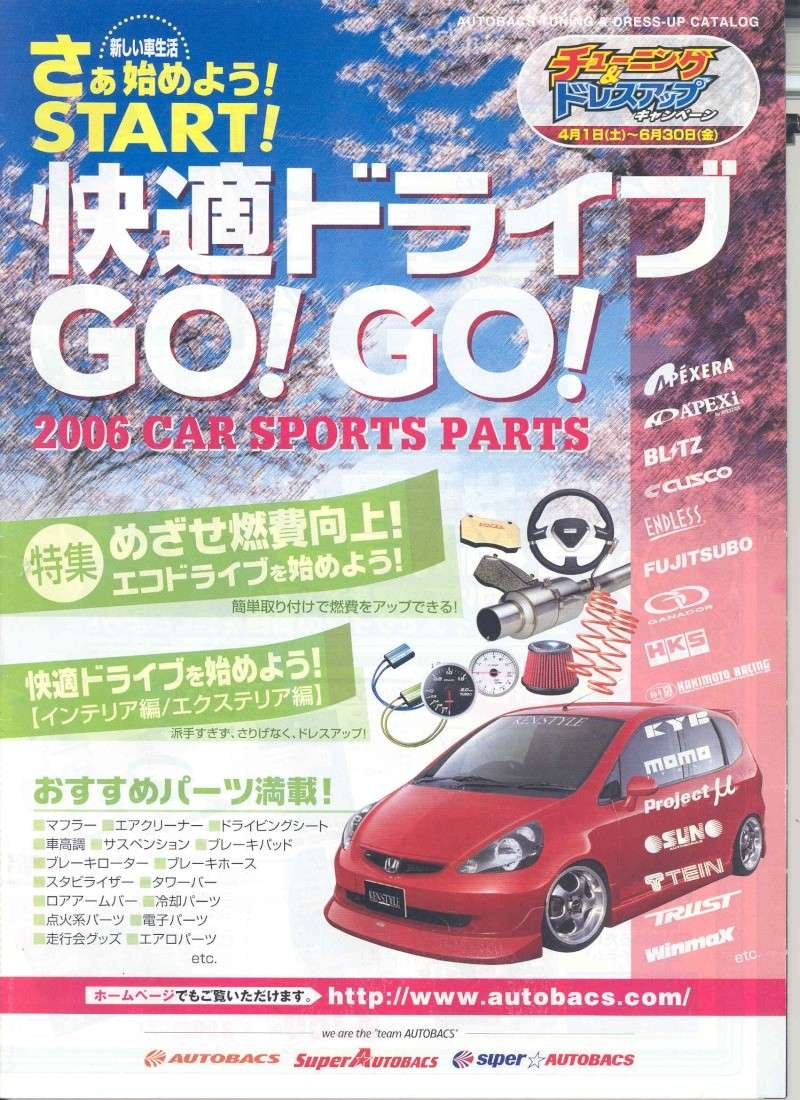 from Japan,,,AutoBacs. Product Catalog. Pg010